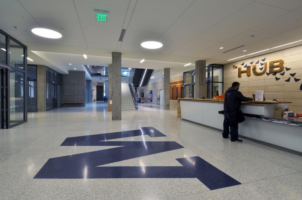 UW Student Union Building